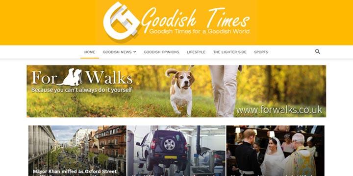 Goodish Times - alternative news