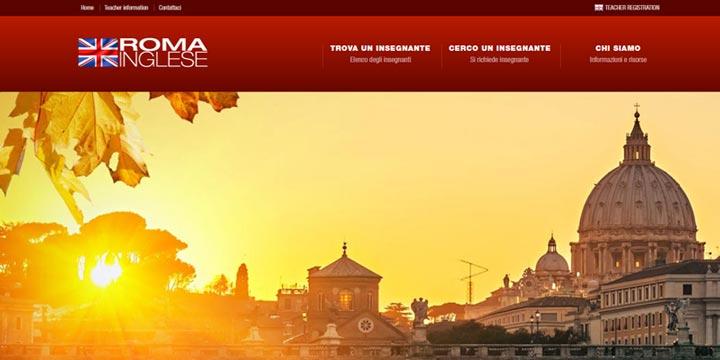 Roma inglese per corsi di inglese a Roma